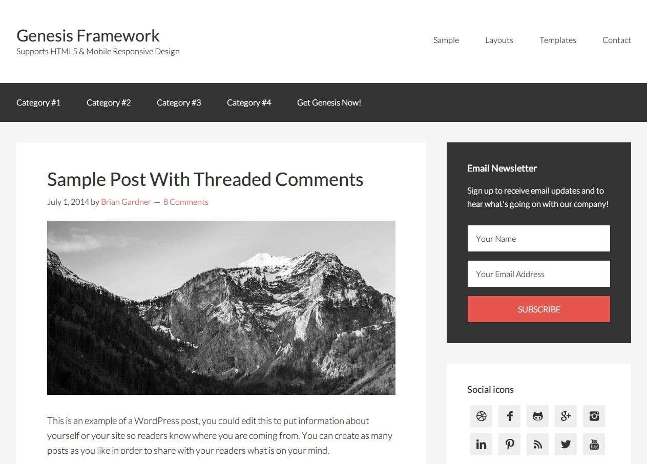 Быстрый сайт на WordPress