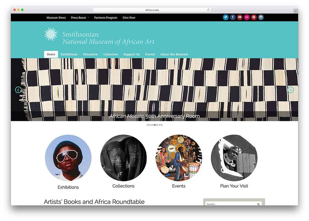 классные сайты на WordPress