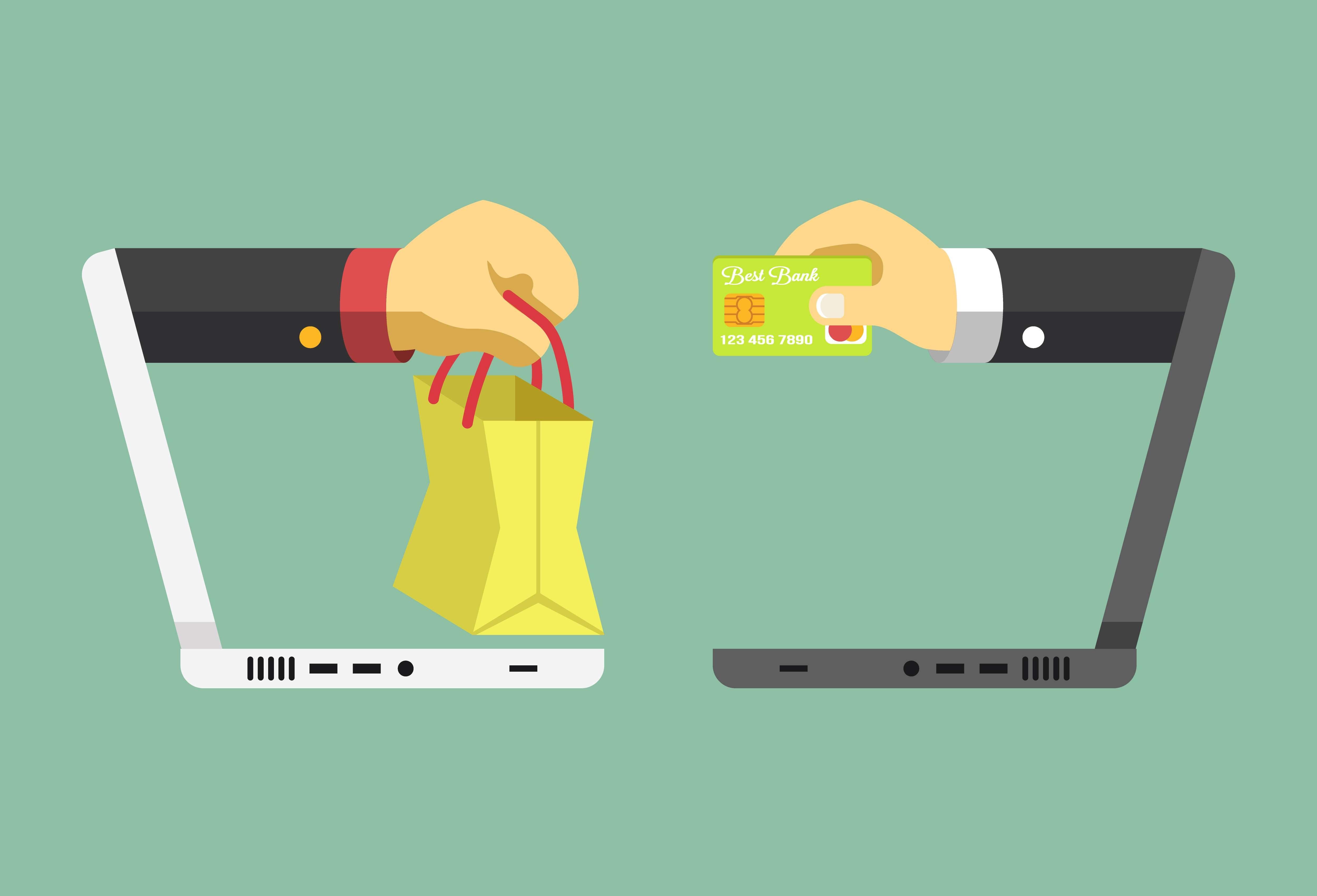 Использование Shopify для электронной коммерции
