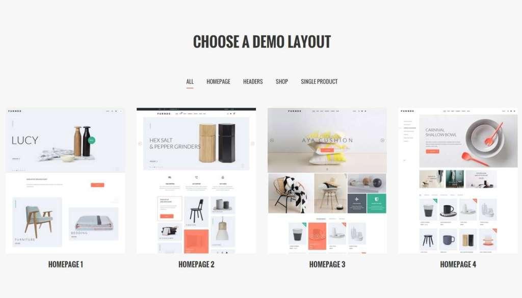 великолепный WordPress Shop - шаблоны магазина Вордпресс 2016