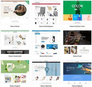 готовый интернет магазин на WordPress купить и скачать недорого с полноценным функционалом 25