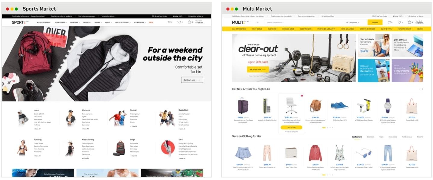 TechMarket – концептуальный интернет магазин с поддержкой партнерских  программ на WordPress 692091aea52