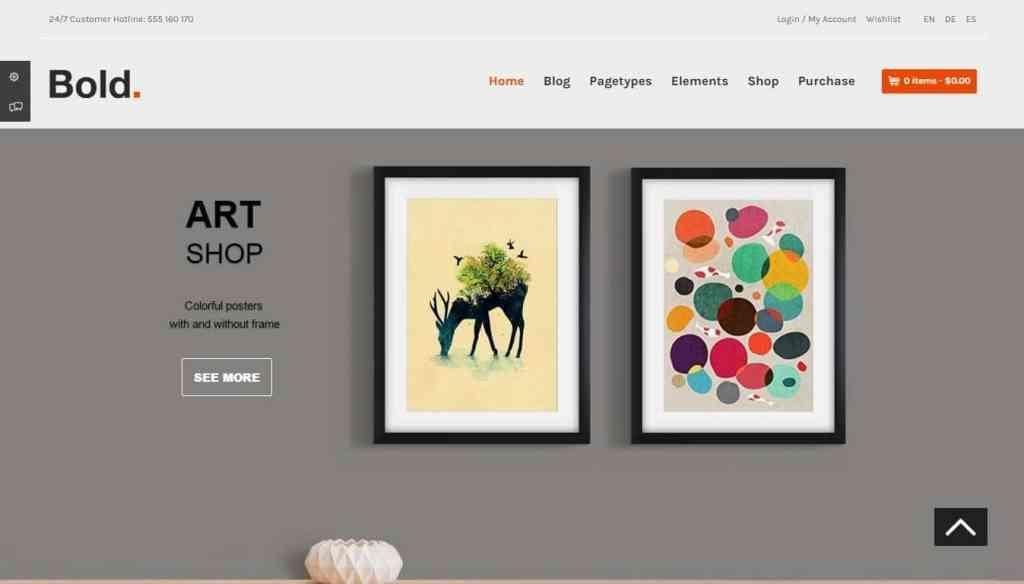 Wordpress Ecommerce великолепные 500 шаблонов для онлайн магазина