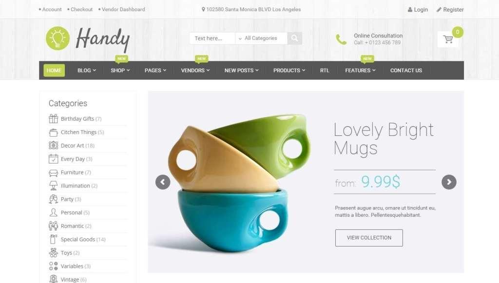 Wordpress Ecommerce непревзойденные 500 шаблонов для онлайн магазина