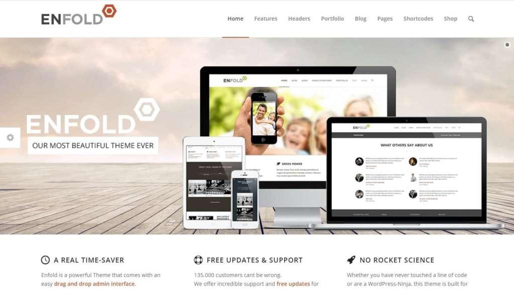 как искать и покупать шаблоны WordPress на Themeforest 5