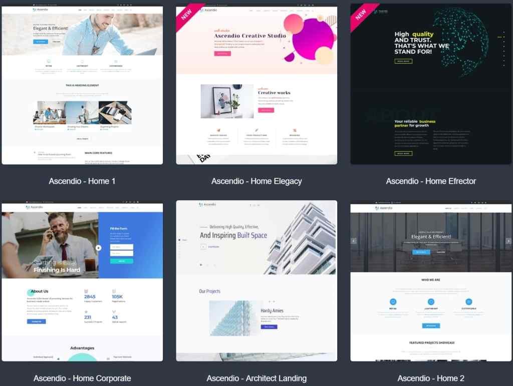 10 лучших сайтов на WordPress с красивым дизайном 02