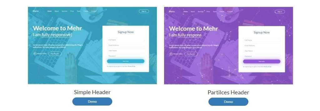 качественные HTML шаблоны сайтов