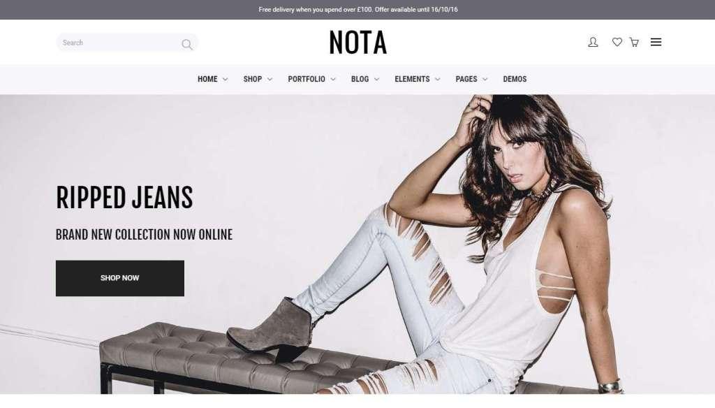 создать сайт для торговли на WordPress 4