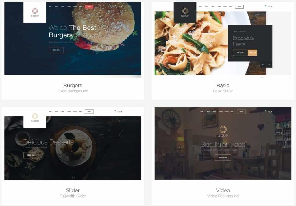 простые HTML шаблоны сайтов на русском для красивых и успешных сайтов 11