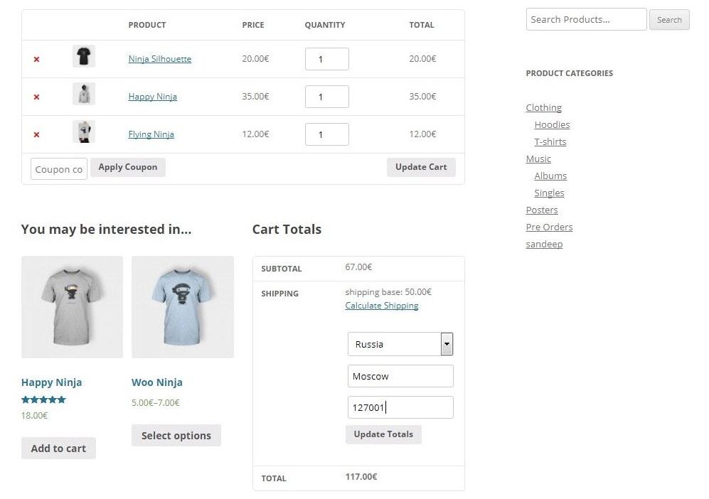 WooCommerce Доставка – Расширьте возможности своего магазина 4