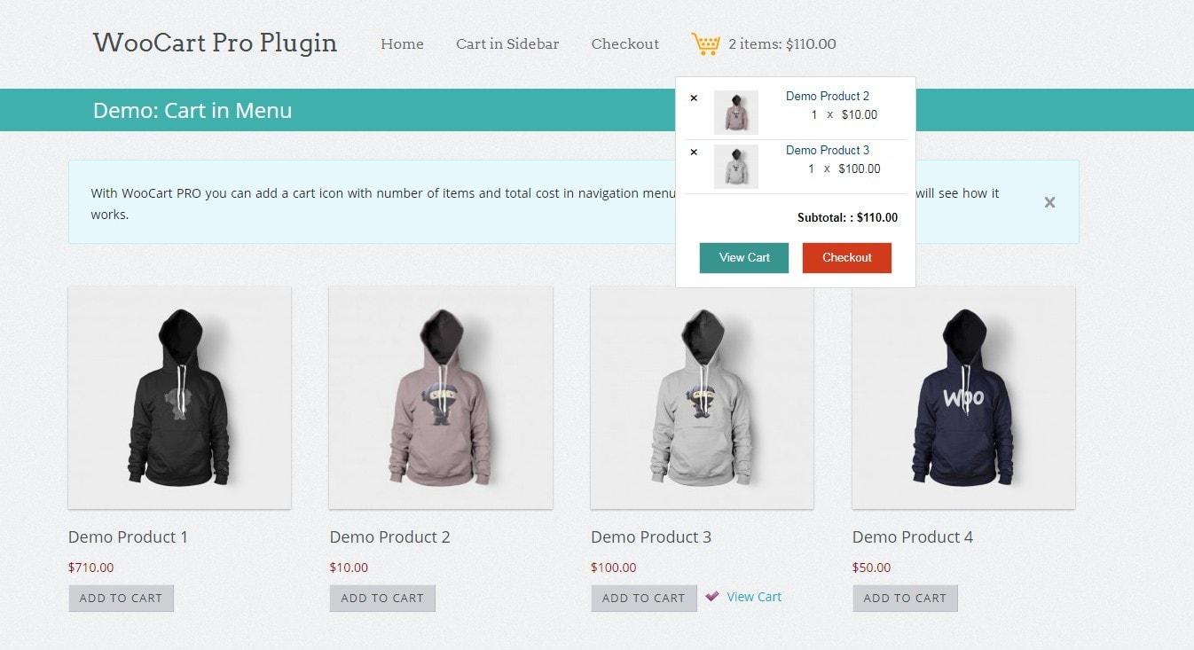 WooCommerce корзина и плагины для увеличения продаж 06