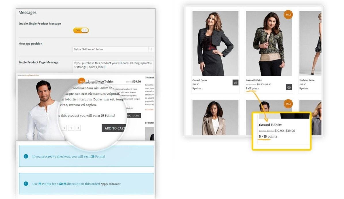 WooCommerce скидки – Счетчики, скидки за шэринг и вознаграждения 6