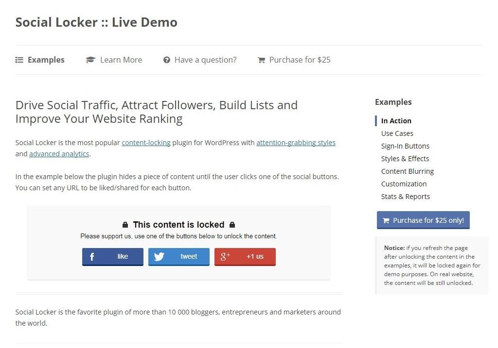 WooCommerce социальные кнопки для шэринга и скидок 6