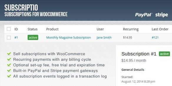 WooCommerce Membership – Премиум плагины 2017 5