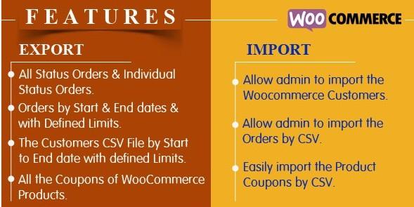импорт WooCommerce: используйте и анализируйте данные своего магазина 3