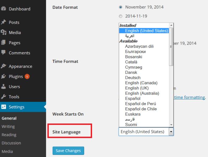Как сделать многоязычный сайт php флажки создание сайтов на заказ дешево
