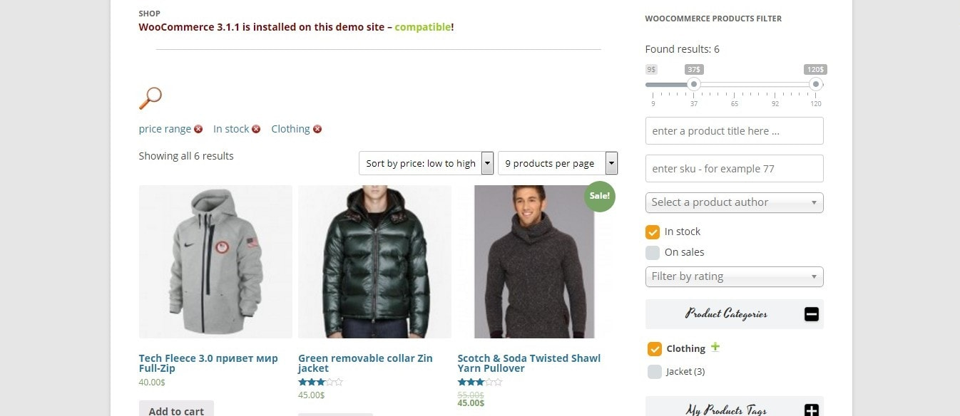WooCommerce категории товаров: простой каталог для вашего магазина 7