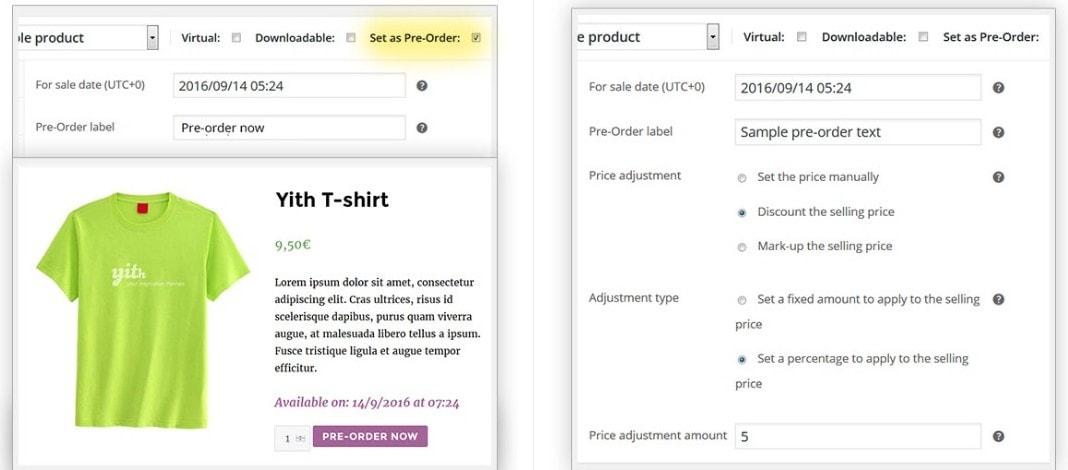 WooCommerce предзаказ: заинтересуйте покупателей новыми товарами 3