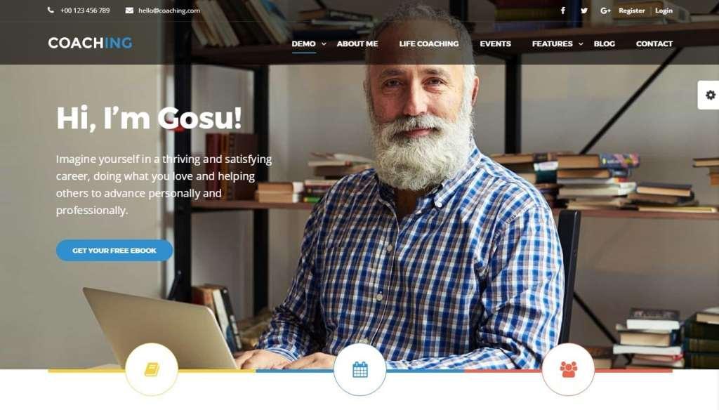 профессиональные шаблоны для сайтов с функцией портфолио и магазина 09