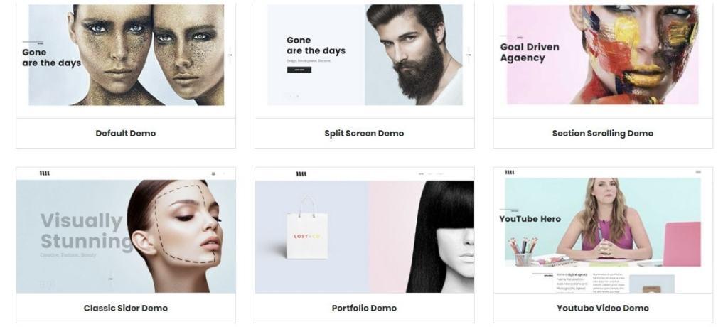 шаблон сайта для фрилансера со стильным дизайном и онлайн-оплатой 2