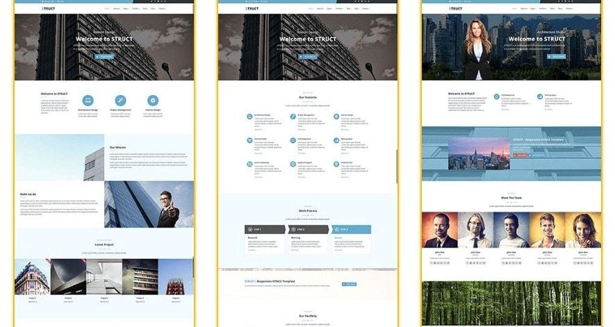 недорогие шаблоны WordPress для бизнеса, блога и магазина 03