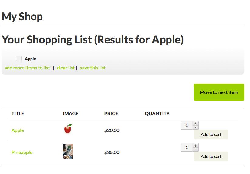 WooCommerce товар списком: красивое оформление ассортимента 4