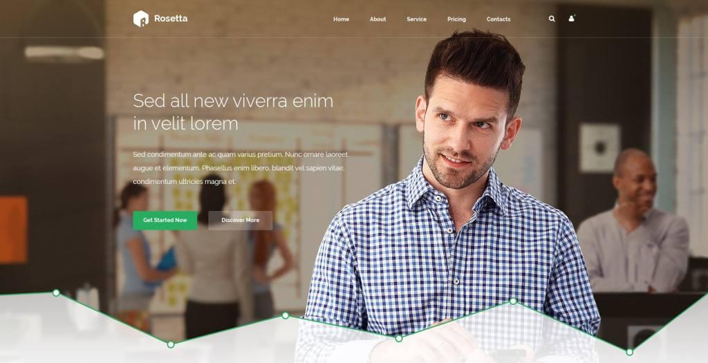 макет сайта Bootstrap для отзывчивых веб-ресурсов 06