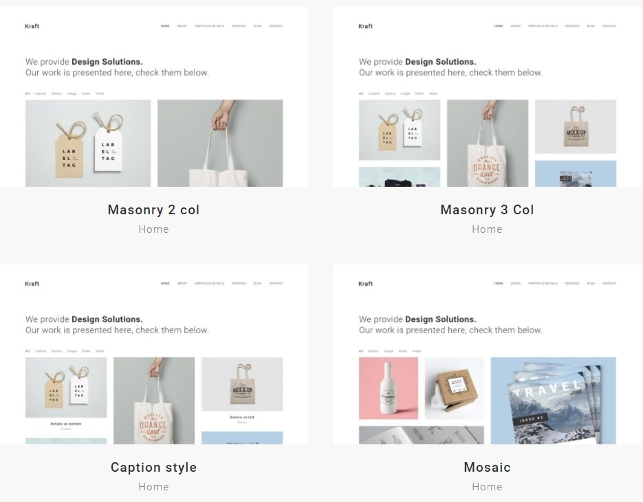 сделать новый сайт бесплатно с использованием готового шаблона 07