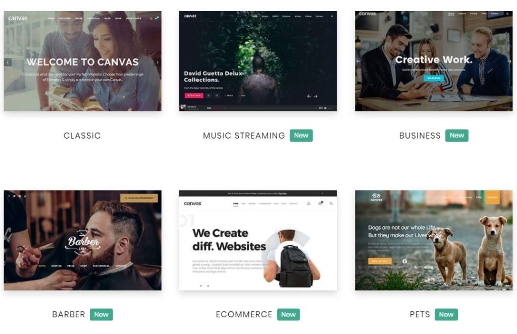 корпоративные шаблоны HTML: Веб-решение под любую платформу 01