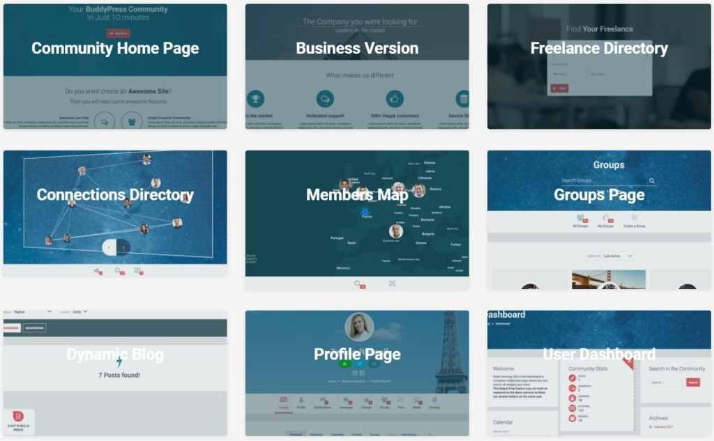 зачем нужен WordPress или как создать любой сайт самому 7