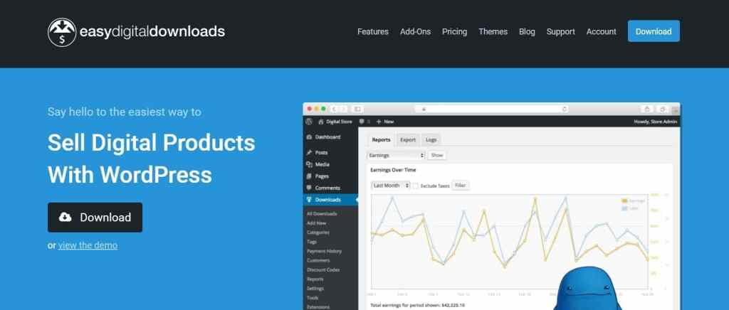 продажа цифровых товаров на WordPress: Возможности и способы 02