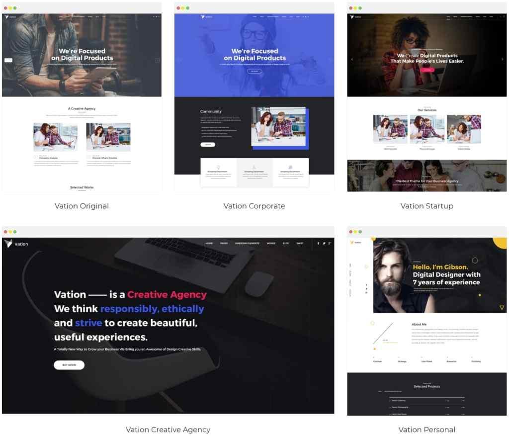 макеты сайтов HTML с возможностью разработки под любую платформу 16