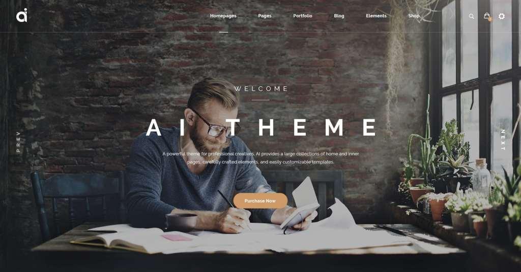 PSD макеты сайтов – 50 дизайнерских концепций для вашего бизнеса 03
