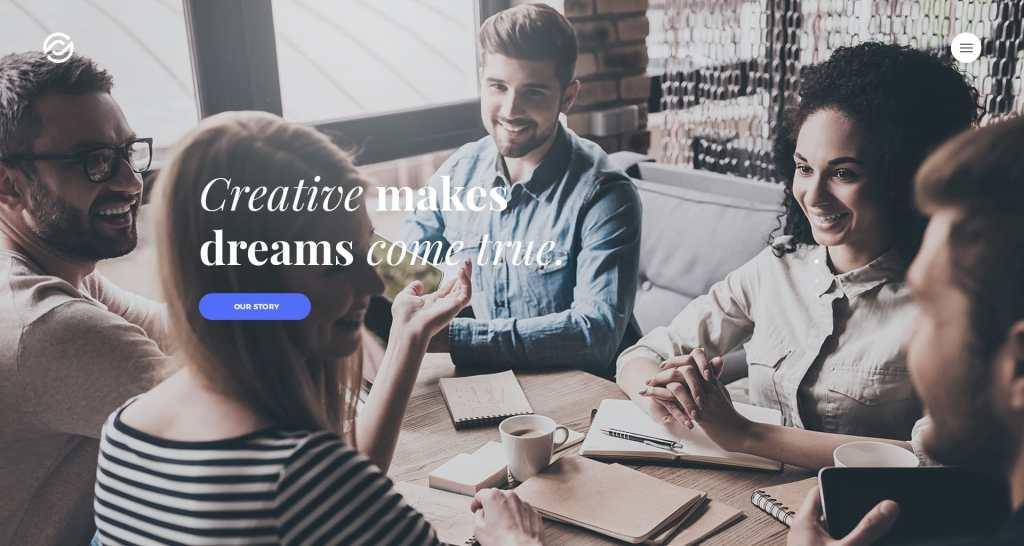 PSD макеты сайтов – 50 дизайнерских концепций для вашего бизнеса 19