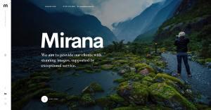 PSD макеты сайтов – 50 дизайнерских концепций для вашего бизнеса 25