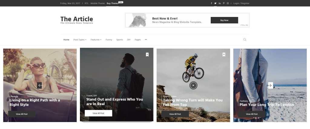 PSD макеты сайтов – 50 дизайнерских концепций для вашего бизнеса 48