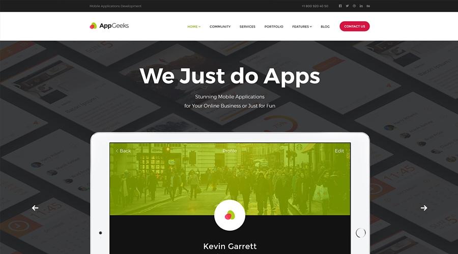Топ 10 Премиум Шаблонов для веб-дизайн