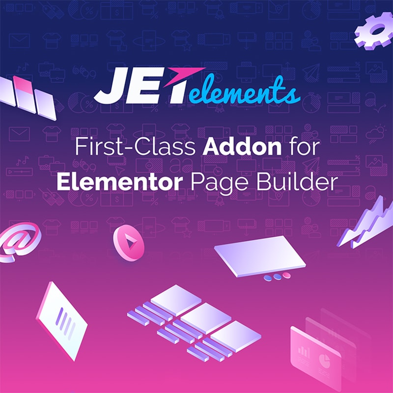 Плагин WordPress JetElements - Addon for Elementor Page Builder