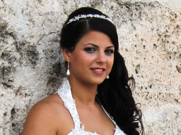 Brautkosmetik Brautfrisur Berlin Nicole Hauss