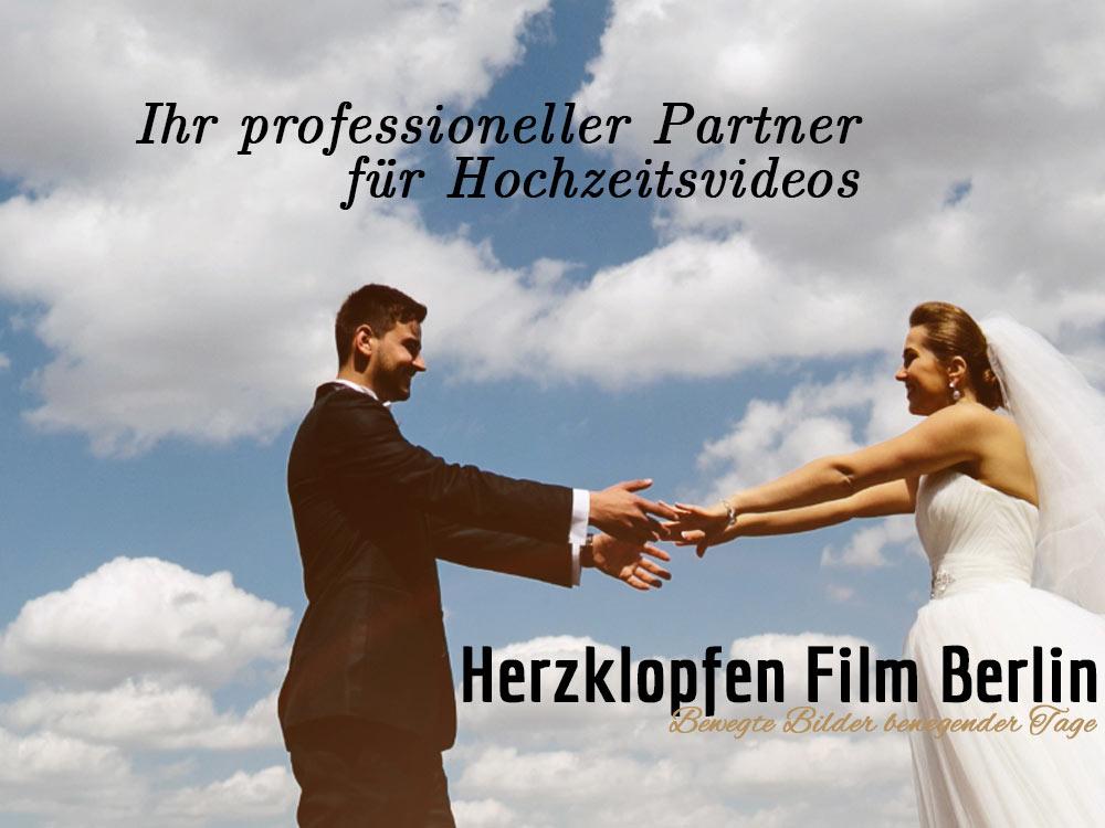 Herzklopfen Film Berlin Hochzeitsvideo