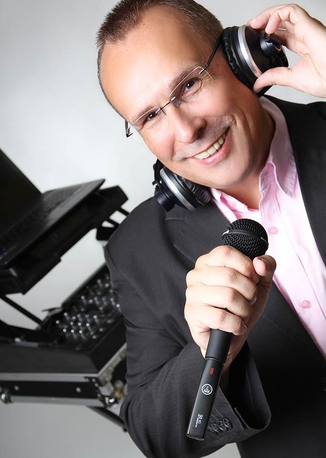 Musik zur Hochzeit mit Hochzeits-DJ Mister Fox Berlin