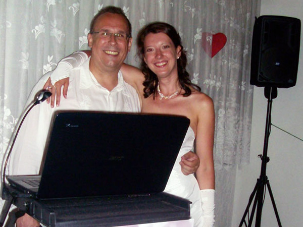 Hochzeits-DJ Mister Fox