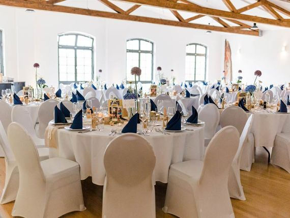 Heiraten in Brandenburg im Paulinen Hof