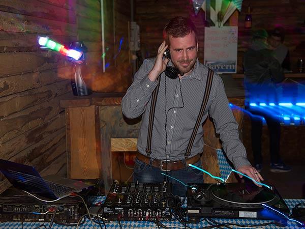 Hochzeits-DJ für Berlin, Potsdam und Brandenburg
