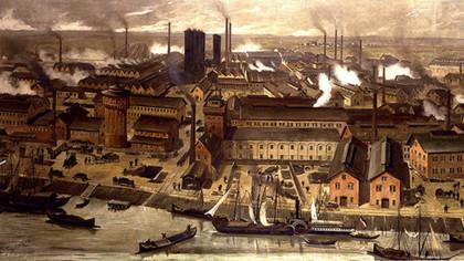 Revolución industrial Inglaterra