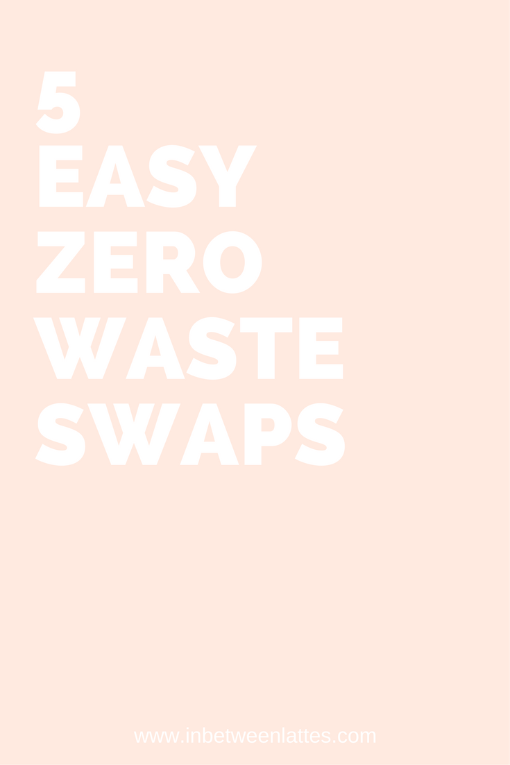 5 Effortless Zero Waste Swaps