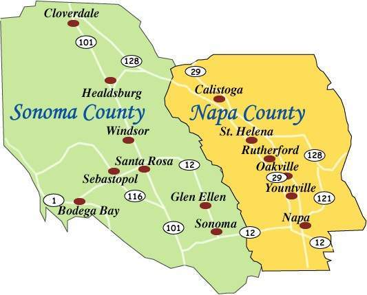 Planning a trip to Sonoma