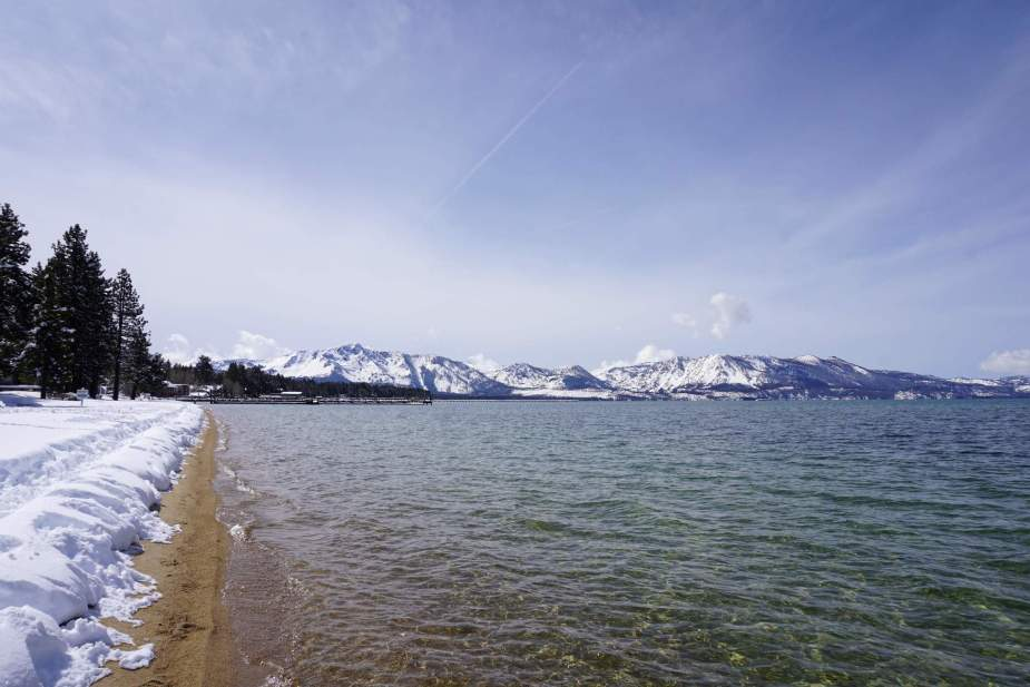South Lake Tahoe Travel Guide - IN BETWEEN LATTES BLOG