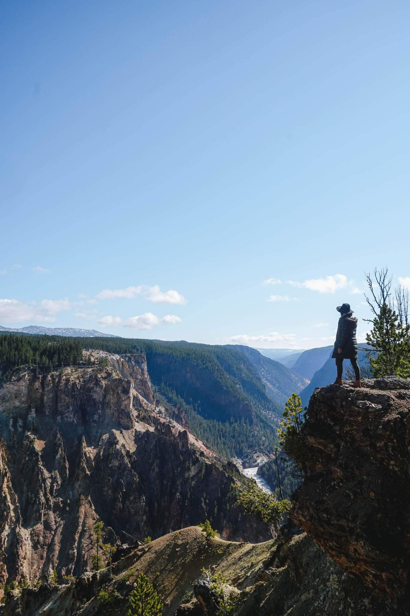 All you need to know about camping in Yellowstone