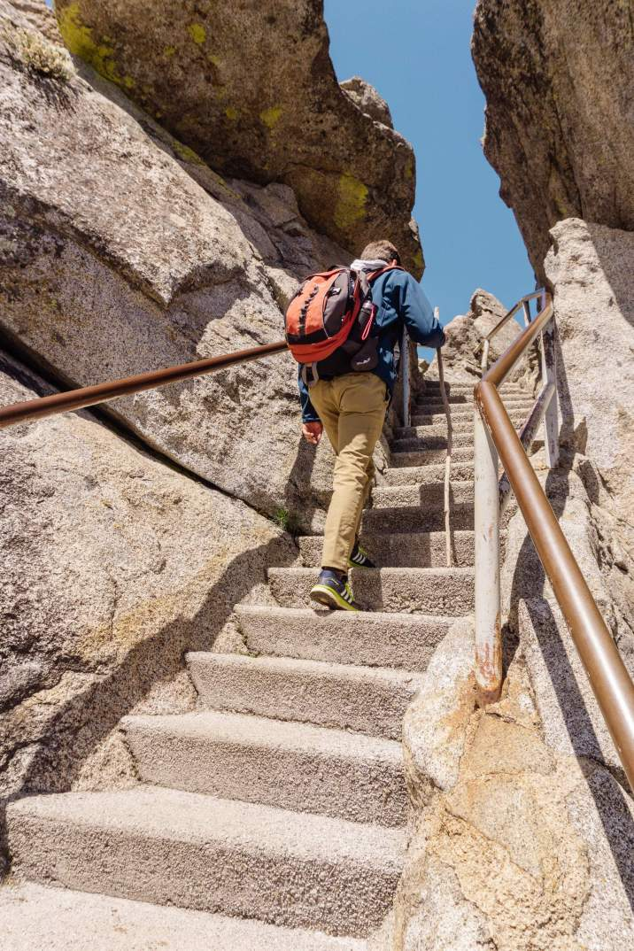 How to spend a weekend in Sequoia National Park_14B